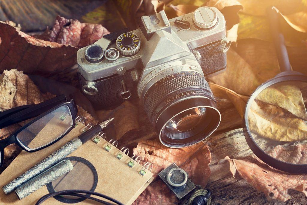 一眼レフカメラを比較!メーカー別の特徴