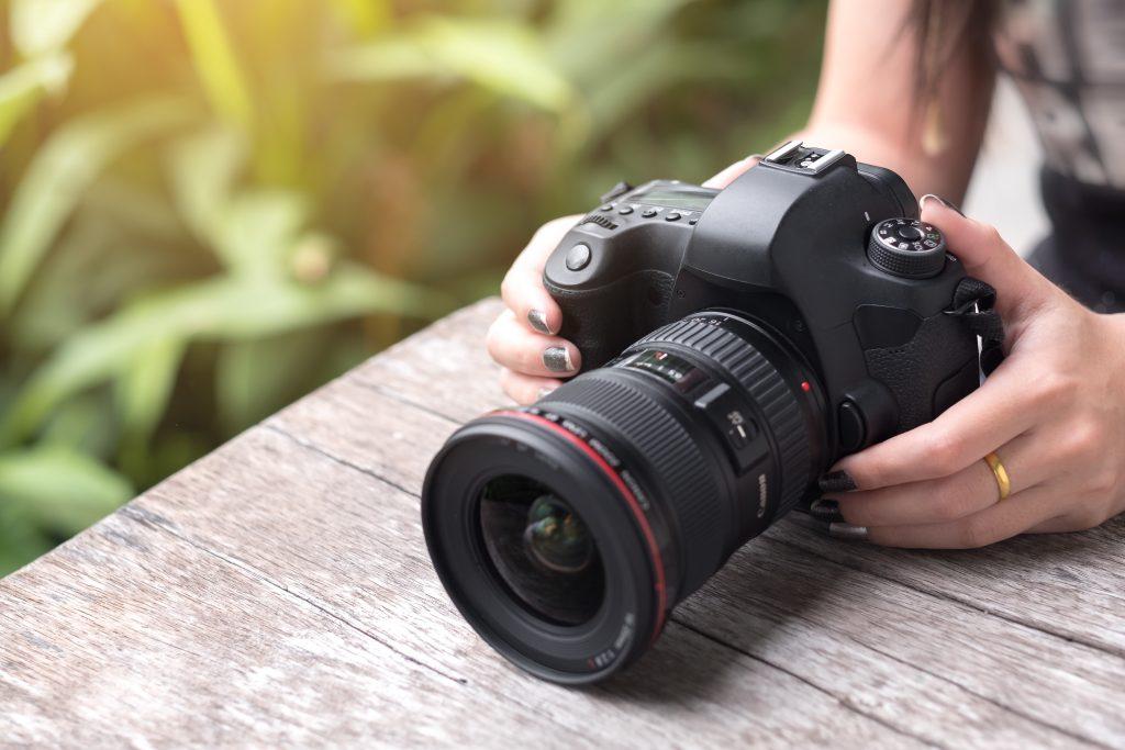 超きれいな写真を撮る!高画質の一眼レフカメラを選ぶポイント!